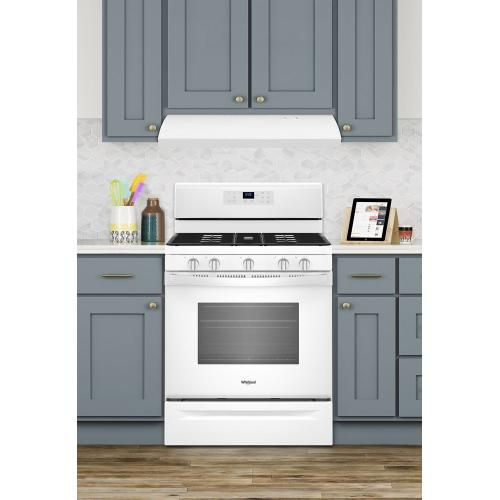 30-INCH VENTED UNDERCABINET HOOD