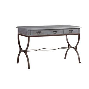 Progressive Furniture - Desk - Rustic Blue Finish