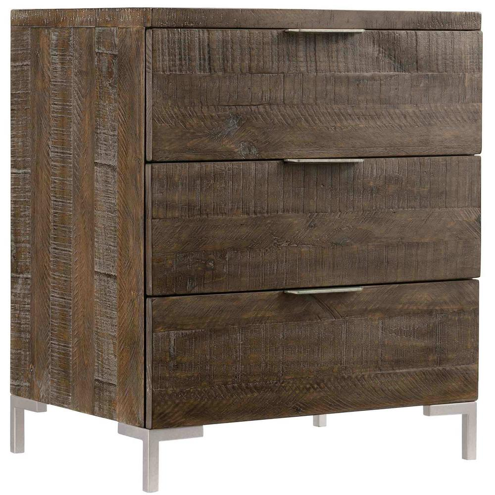 Product Image - Haines Nightstand in Sable Brown