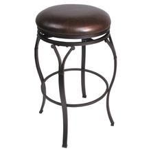 See Details - Lakeview Backless Swivel Counter Stool