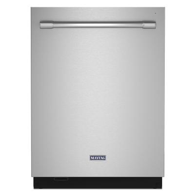 Top control dishwasher with Third Level Rack and Dual Power filtration Product Image