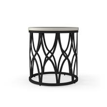 Haley Round Side Table