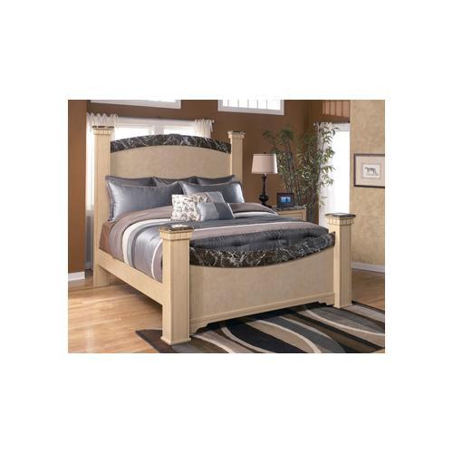 Ashley Furniture - Ashley B287 Port Colborne Bedroom set Houston Texas USA Aztec Furniture