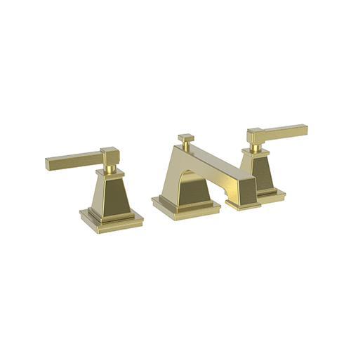 Newport Brass - Satin Brass - PVD Widespread Lavatory Faucet
