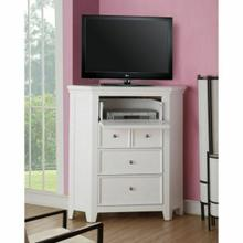 ACME Lacey TV Console (Corner) - 30603 - White