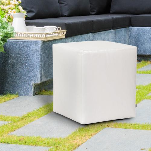 Universal Cube Cover Atlantis White (Cover Only)