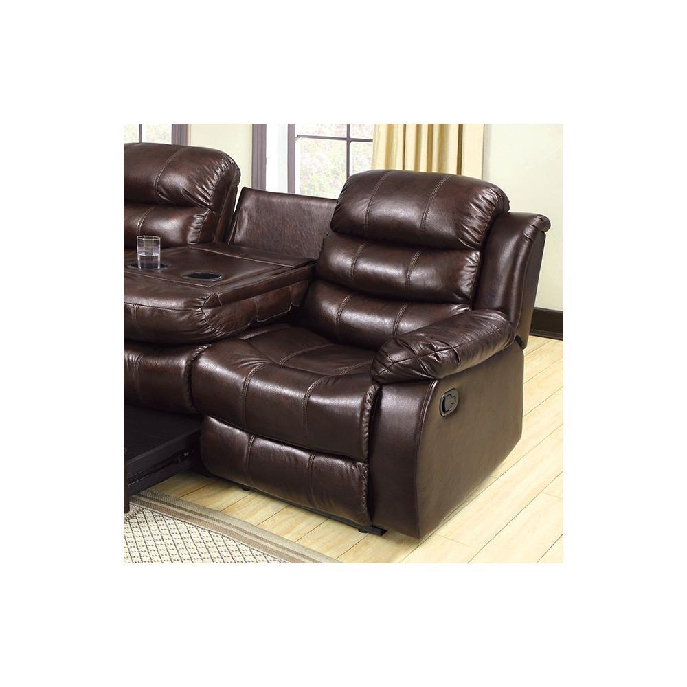 Berkshire Sofa w/ Center Console