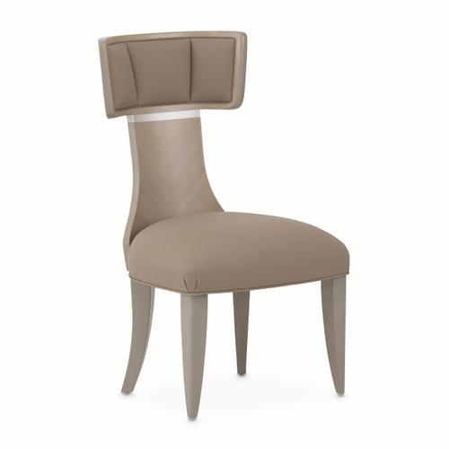 Side Chair Silver Mist