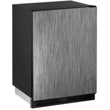 "1224bev 24"" Beverage Center With Integrated Solid Finish (115 V/60 Hz Volts /60 Hz Hz)"