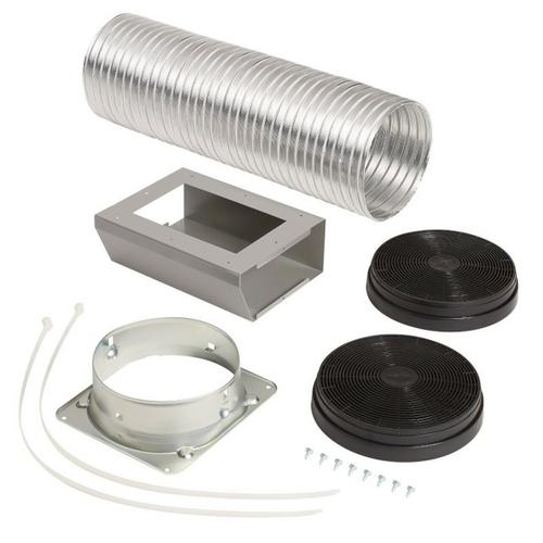 Sharp - Ductless Kit for 30 in. or 36 in. Range Hood