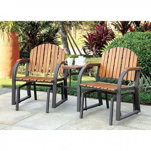 Furniture of America - Perse Rocking Chair Set
