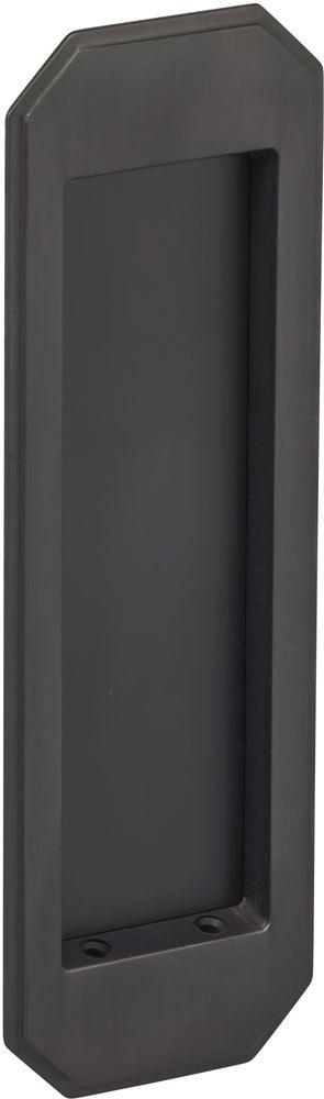 Traditional Flush Cup in (US10B Black, Oil-Rubbed, Lacquered) Product Image