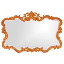 Talida Mirror - Glossy Orange