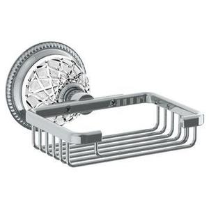 """Wall Mounted 5"""" X 4"""" Wire Dish Product Image"""