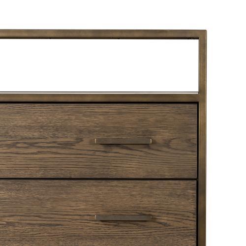 Mason 5 Drawer Dresser