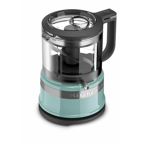 KitchenAid - 3.5 Cup Food Chopper - Aqua Sky