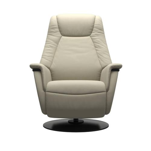 Stressless By Ekornes - Stressless® Max (L) Power with Moon wood base