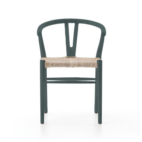 Sage Green Finish Muestra Dining Chair