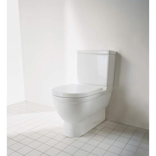 Duravit - Starck 3 Two-piece Toilet