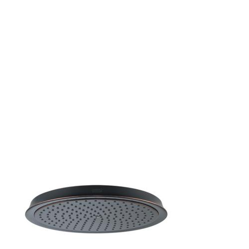 Rubbed Bronze Showerhead 240 1-Jet, 1.75 GPM