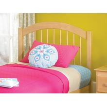 Windsor Headboard Twin Natural