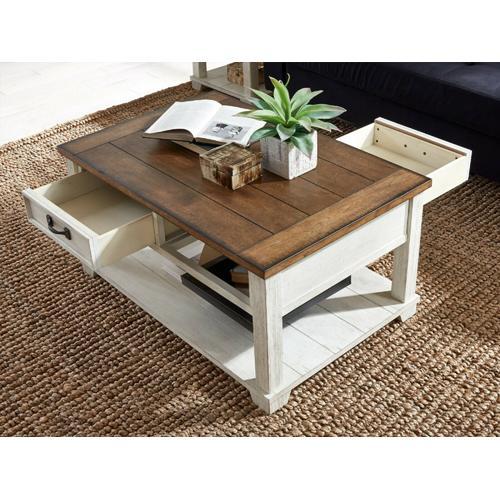 Null Furniture Inc - Rectangular Cocktail