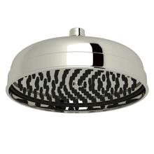 Transitional 8 Inch Rain Showerhead - Polished Nickel