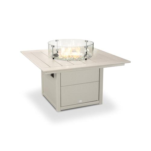 """Sand Square 42"""" Fire Pit Table"""
