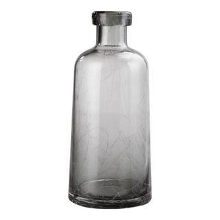 See Details - Peppi Bottle Vase Grey