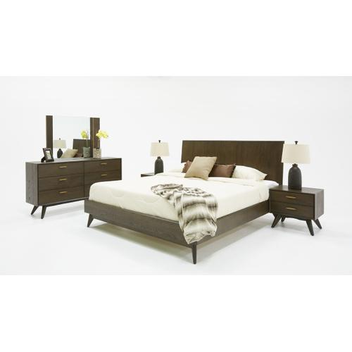 VIG Furniture - Modrest Novak Modern Dark Oak Dresser