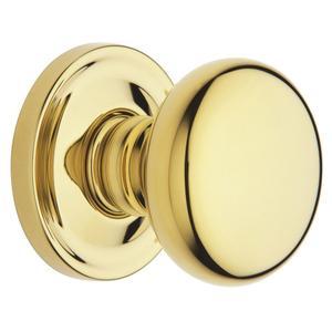 Lifetime Polished Brass 5015 Estate Knob Product Image