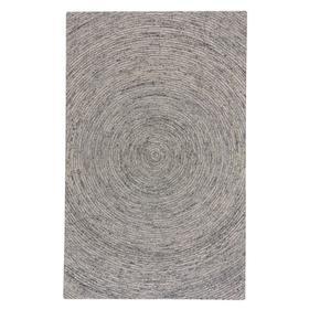 Orbit Grey - Rectangle - 5' x 8'