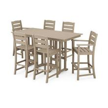 View Product - Lakeside 7-Piece Bar Set in Vintage Sahara