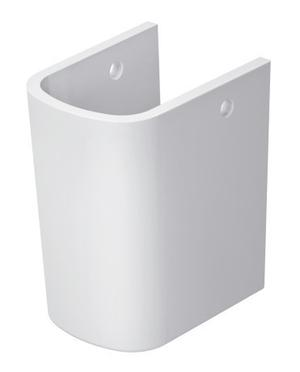 Siphon Cover, White Product Image