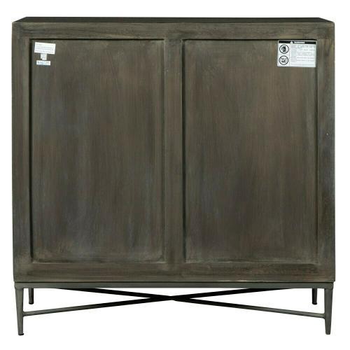28473 Chiseled Door Cabinet
