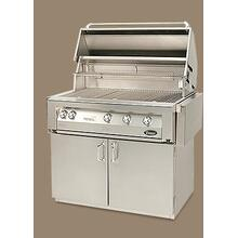 "See Details - Vintage 42"" Luxury Gas Grill - Built-in Model"