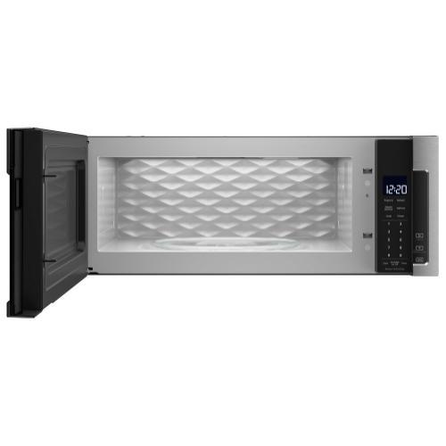 Gallery - 1.1 cu. ft. Low Profile Microwave Hood Combination