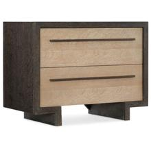 Bedroom Miramar Point Reyes Winslow Two-Drawer Nightstand