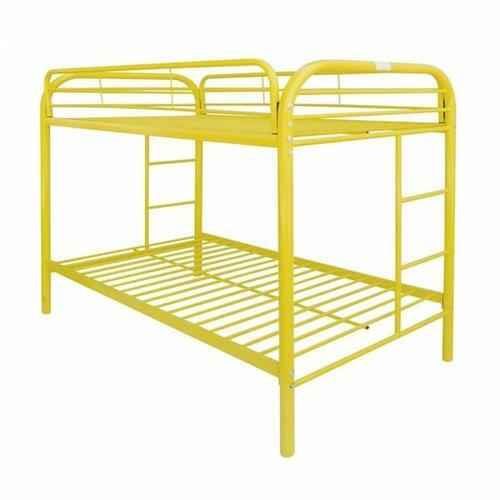 ACME Thomas Twin/Twin Bunk Bed - 02188YL - Yellow