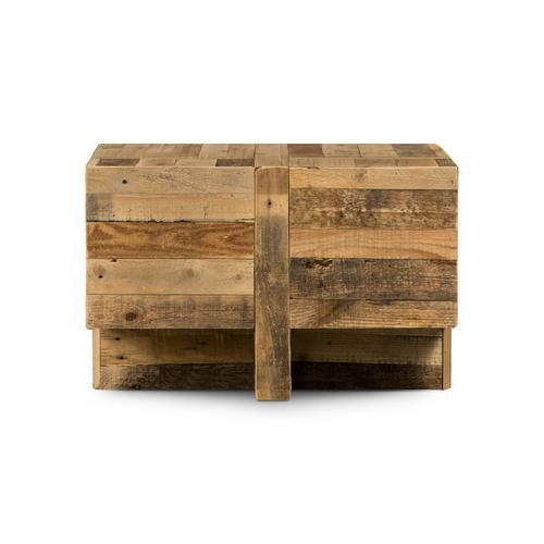 Wynne Side Table-sierra Rustic Natural