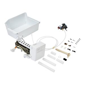 Top Freezer Refrigerator Ice Maker Assembly Product Image
