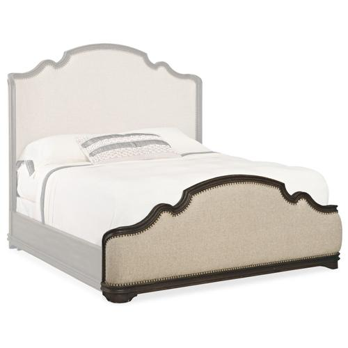 Bedroom La Grange Fayette King Upholstered Bed