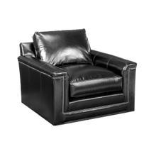 Balance Leather Swivel Chair