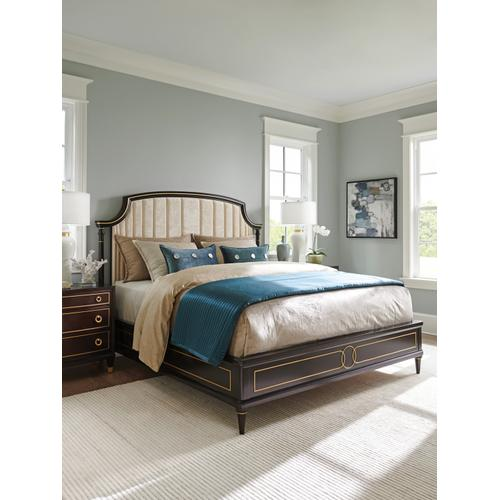 Regency Upholstered Bed Queen