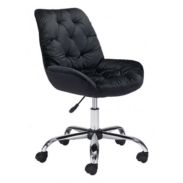 See Details - Loft Office Chair Black