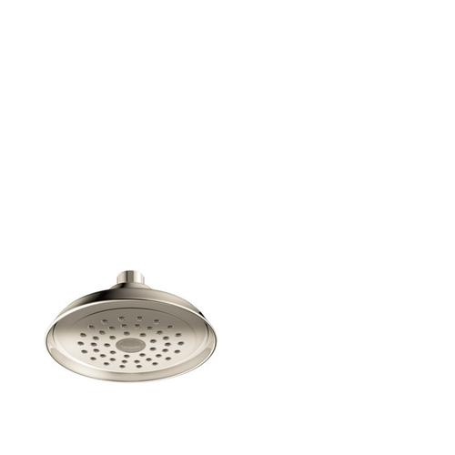 Polished Nickel Showerhead 150 1-Jet, 1.5 GPM