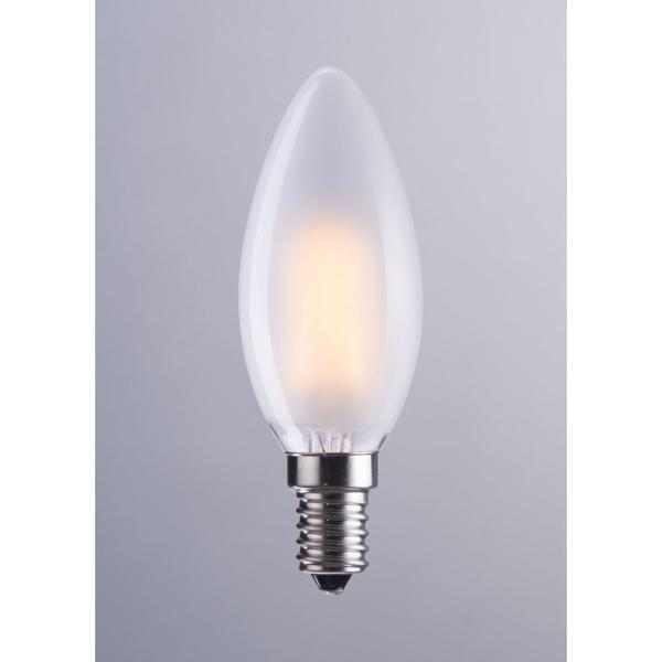 E12 Type B 4w Led 98 X 35 Mm Frosted White