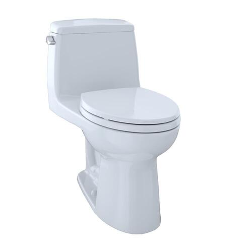 Eco UltraMax® One-Piece Toilet, 1.28 GPF, ADA Compliant, Elongated Bowl - Cotton