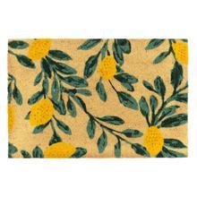 See Details - Doormat Lemon Tree Multi 24x36