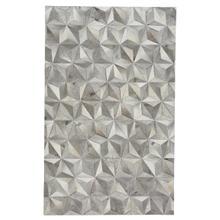Laramie-Diamond Grey Flat Woven Rugs